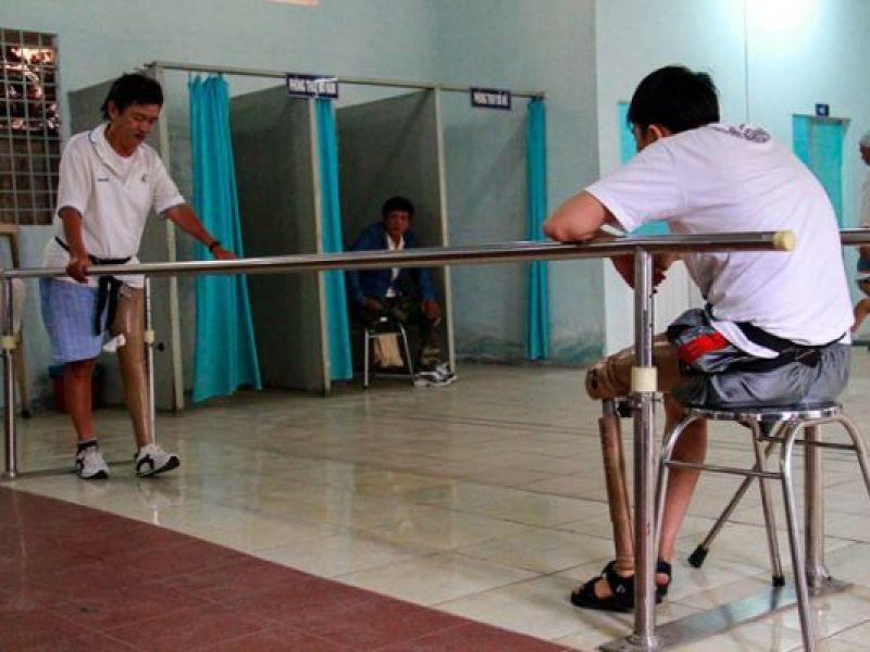 Thừa thiên Huế: Phục hồi chức năng cho người khuyết tật