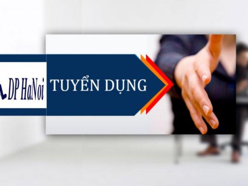 Hội Người khuyết tật Thành phố Hà Nội tuyển nhân viên văn phòng