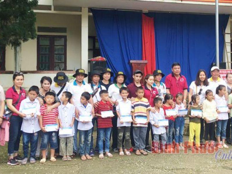 700 triệu đồng hỗ trợ người dân vùng lũ Thanh Hóa