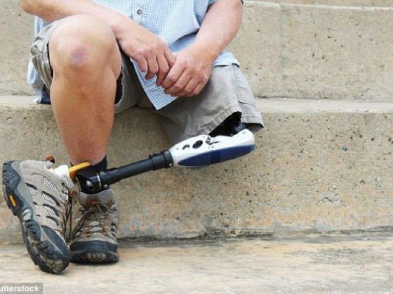 Công nghệ chân giả mới giúp người mang cảm nhận được... chân giả
