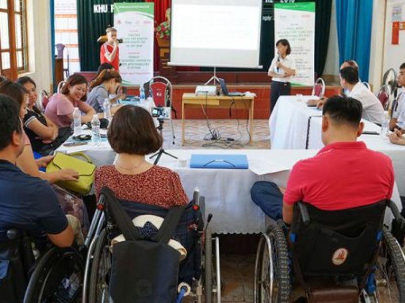 Du lịch tiếp cận dành cho người khuyết tật: Khó hay không?