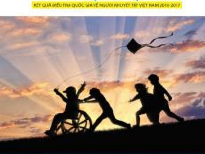 Trẻ em khuyết tật tại Việt Nam - Báo cáo kết quả điều tra quốc gia về người khuyết tật việt nam 2016-2017