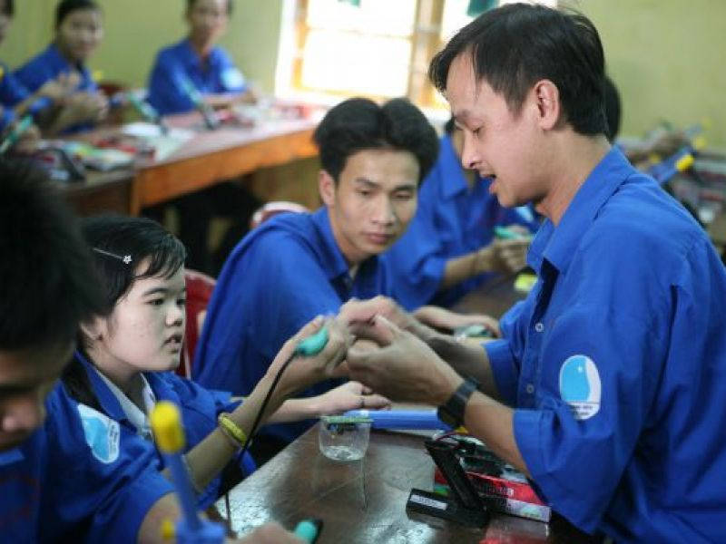 Việc làm và thu nhập phù hợp cho NKT thúc đẩy tạo ra của cải cho xã hội