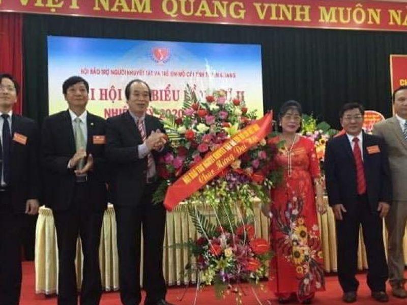 Đại hội đại biểu lần II Hội Bảo trợ Người khuyết tật và trẻ em mồ côi tỉnh Tuyên Quang (nhiệm kỳ 2020 - 2025)