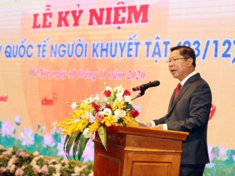 Kỷ niệm ngày Quốc tế NKT 3/12/2020:  Diễn đàn việc làm và cơ hội khởi nghiệp cho NKT