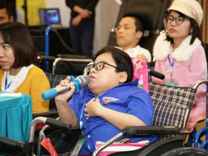 Không có quy định cấm người khuyết tật vào Đảng