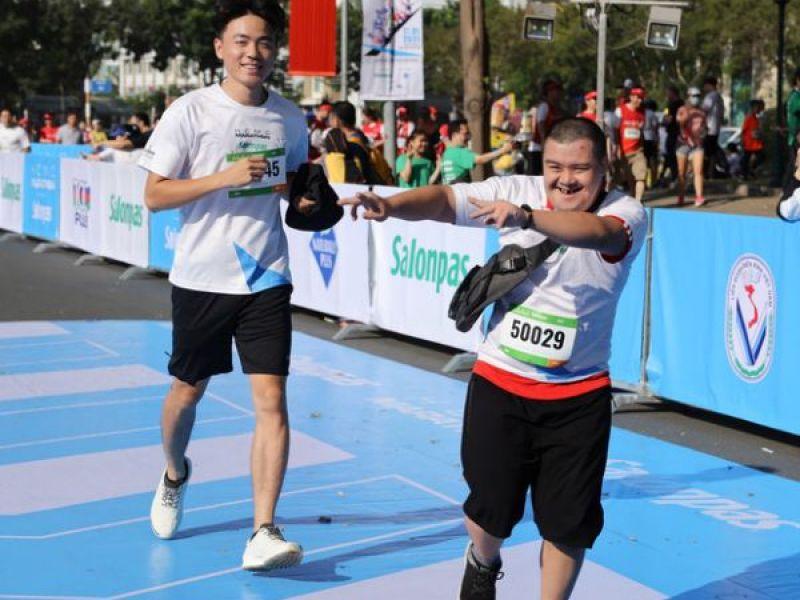 """TP.HCM: """"Marathon"""" cho người khuyết tật và nạn nhân chiến tranh"""