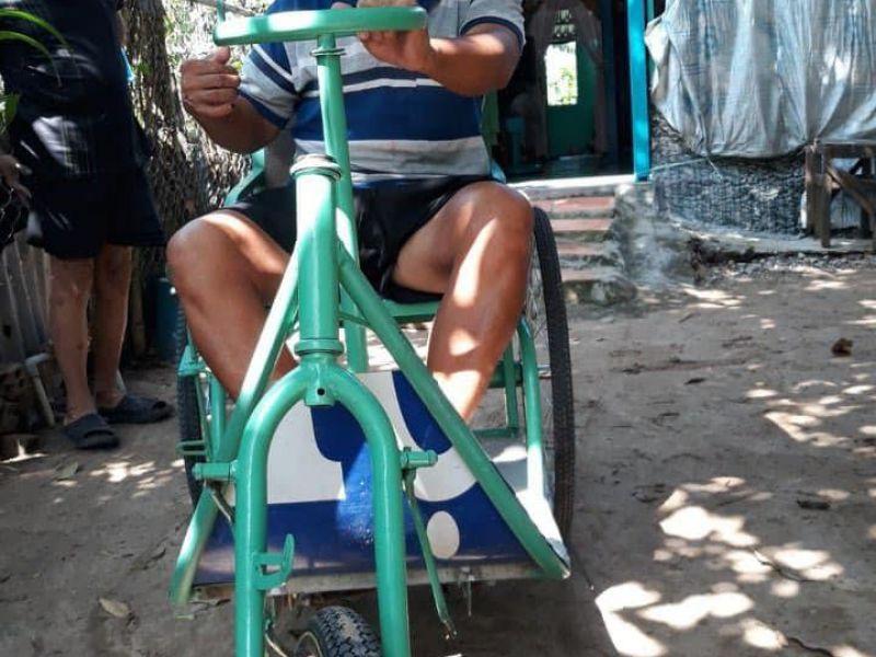 Tỉnh Hội An Giang: Tích cực thực hiện kế hoạch trợ giúp người khuyết tật của UBND tỉnh