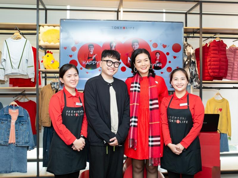 Ra mắt 'Ngôi nhà thiên thần': Cửa hàng tiêu dùng đặc biệt giữa Hà Nội