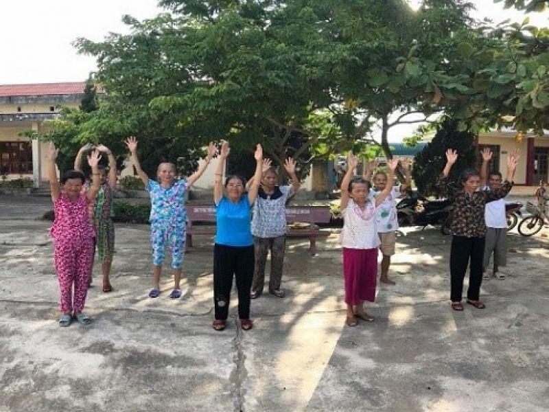 Trung tâm Bảo trợ xã hội tỉnh Quảng Bình: Triển khai Mô hình chăm sóc, nuôi dưỡng các đối tượng tự nguyện