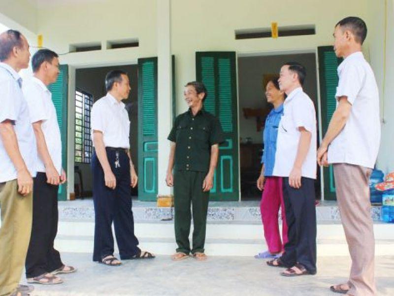 Thái Nguyên quan tâm chăm sóc người có công với cách mạng