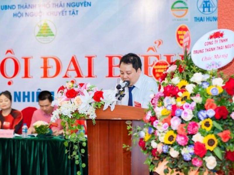 Nhìn về Hội Người khuyết tật thành phố Thái Nguyên sau đại hội lần III, nhiệm kỳ 2020 -2025
