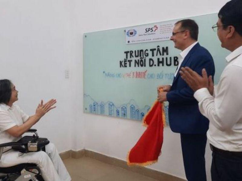 Thêm một địa chỉ đào tạo chuyên môn, kỹ năng cho người khuyết tật