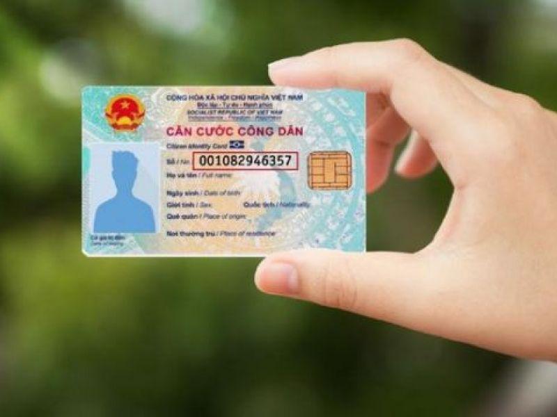 Thẻ Căn cước công dân gắn chip của đối tượng nào sẽ có giá trị vô thời hạn?