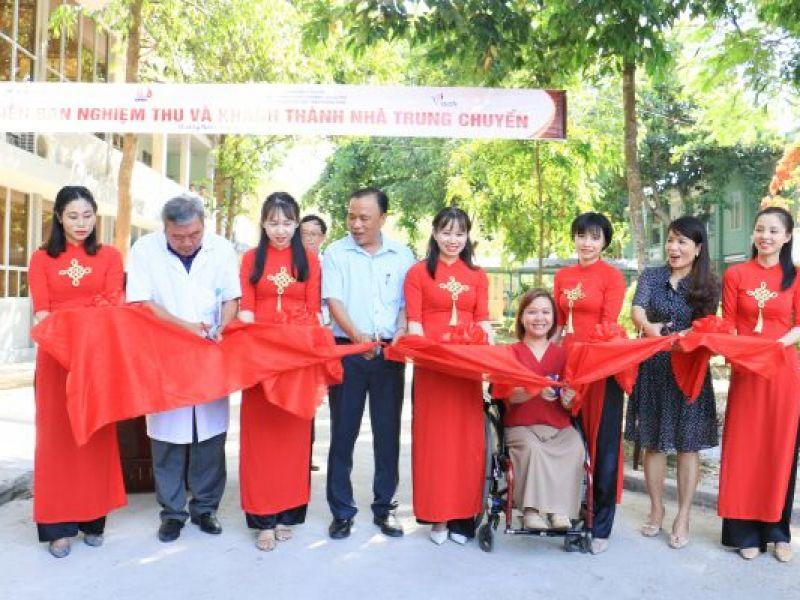 """Tổng kết dự án """"Tăng cường cơ hội và nâng cao vị thế  cho người khuyết tật"""" tại tỉnh Quảng Nam"""