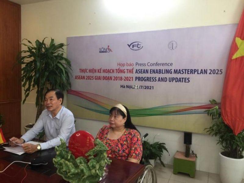 Họp báo: Thực hiện Kế hoạch Tổng thể ASEAN 2025 giai đoạn 2018 - 2025