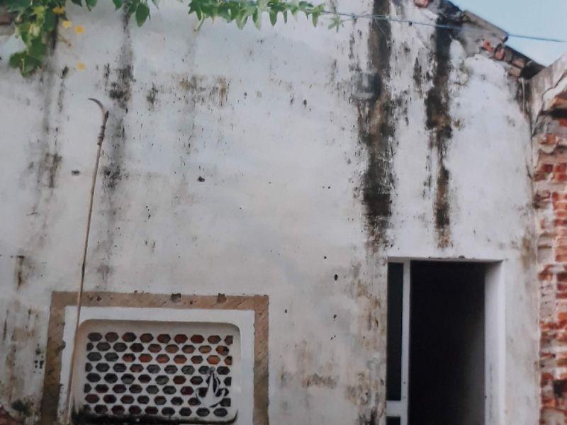 Gia đình chị Lánh mong có được ngôi nhà kiên cố