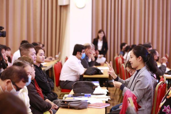 Tập huấn Chính sách Hỗ trợ y tế cho người khuyết tật Hà Nội