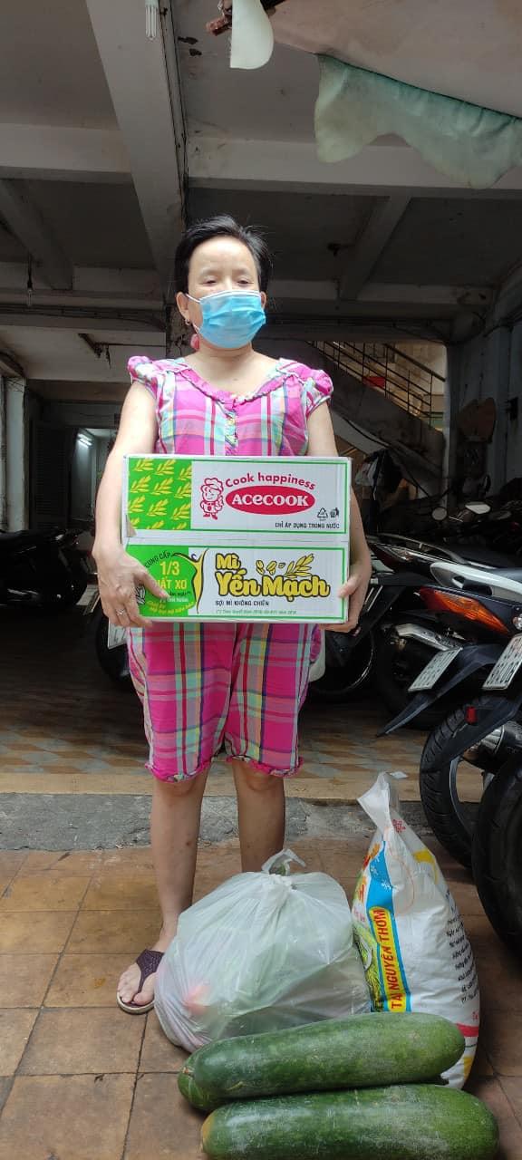 Thành Hội TP. Hồ Chí Minh: 500 phần quà hỗ trợ người khuyết tật, trẻ mồ côi ảnh hưởng bởi Covid-19